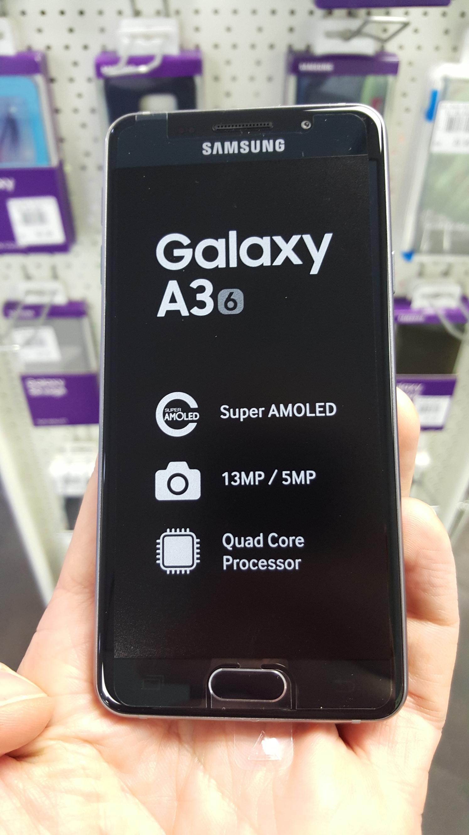 Samsung Galaxy A3 Alias S6 Mini Handyexperte At