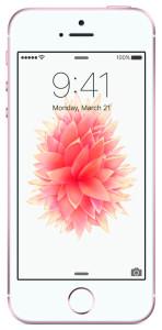 iPhoneSE-RsGld-LockScreen