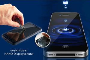 Displayschutz_Kristall Liquid Nano