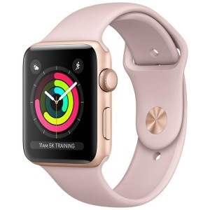 Apple Watch Series 3 Aluminium gold
