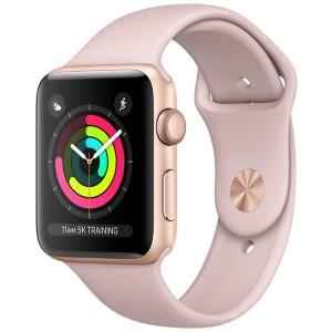 Apple Watch Series 3 Aluminium gold