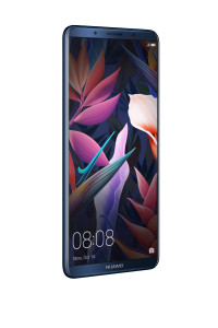 Huawei_Mate 10 Pro_Blue Front Angle