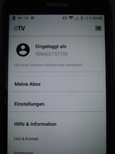 3TV Kundenzone