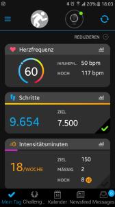 Garmin-vivoactive-App