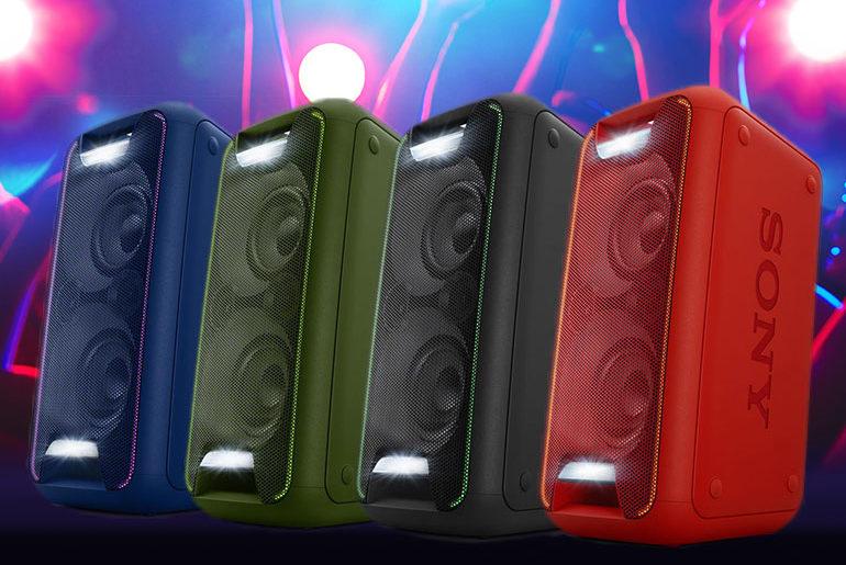 Sony GTK-XB5