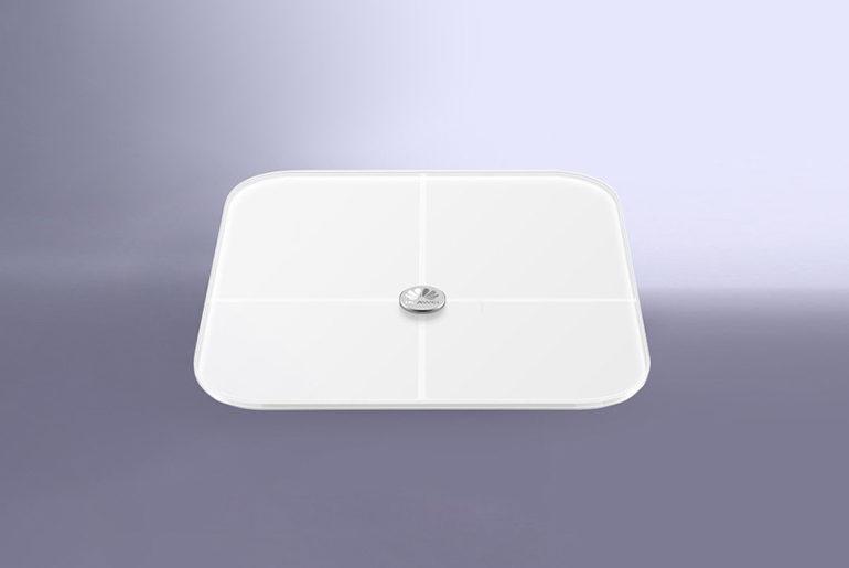 Huawei Smartband und Waage