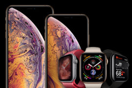 Neue Apple Watch und iPhone XS/XS Max