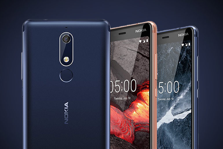 Das neue Nokia 5.1