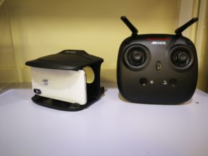 VR-Brille und Controller