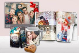 Fotogeschenke von CEWE und fotodarling