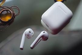 Apple AirPods - die drahtlosen Kopfhörer