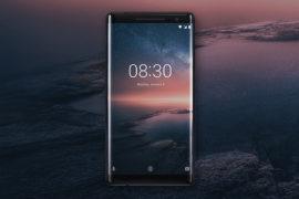 Smartphone Nokia 8 Sirocco