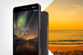 Smartphone Nokia 6.1