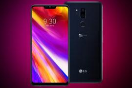 LG G7 im Smartphone-Test